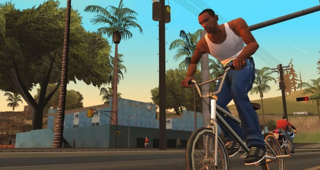 GTA: San Andreas - All Courier Missions