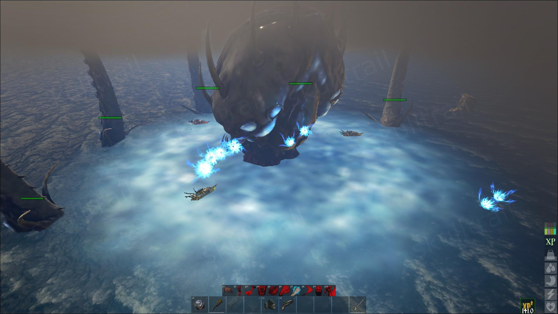 ATLAS - Power Stones and Final Boss Info