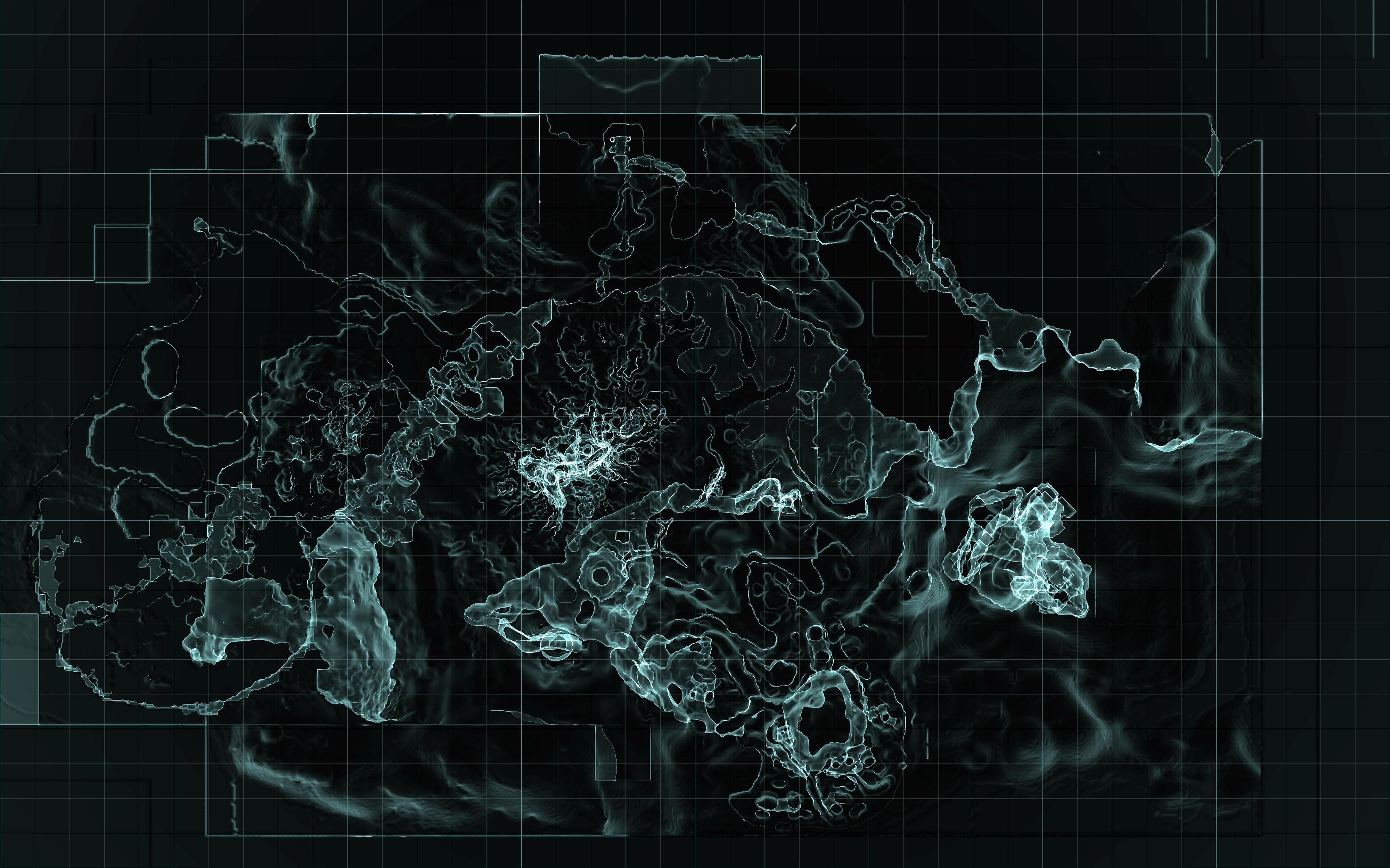 Subnautica Karte.Subnautica Below Zero World Map