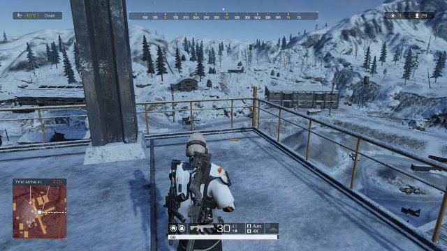 Ring of Elysium - Case No.003 Woman With a Goat's Head (Detective Event)