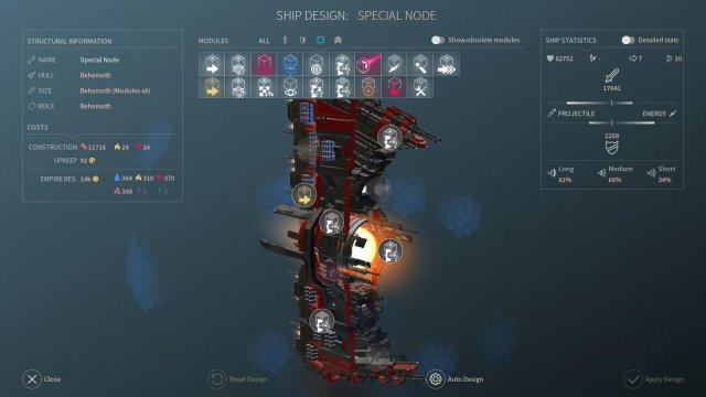Endless Space 2 - Behemoths: Economy, Special Nodes and Mining