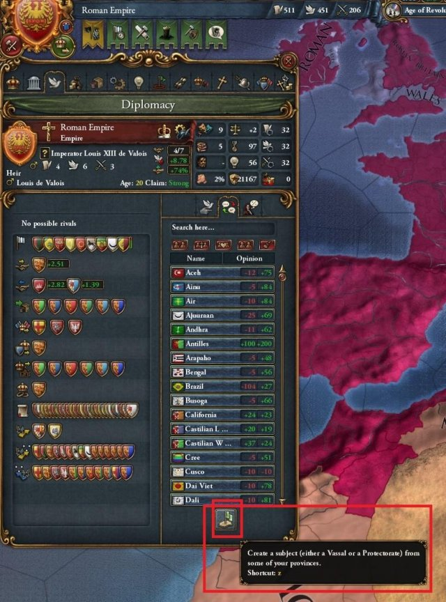 Europa Universalis IV - How to Get the Home and Away Achievement
