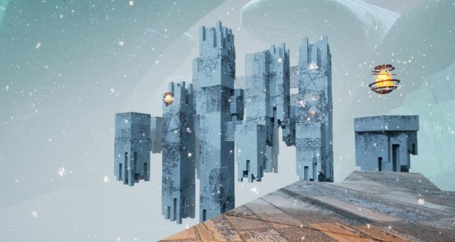 FrostRunner - All Collectibles / Kleptomaniac Achievement