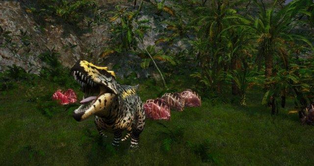 Beasts of Bermuda - Guide to Tyrannosaurus