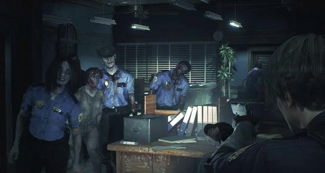 Resident Evil 2 - System Requirements