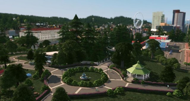 Cities: Skylines - Making Better Money with Parklife DLC