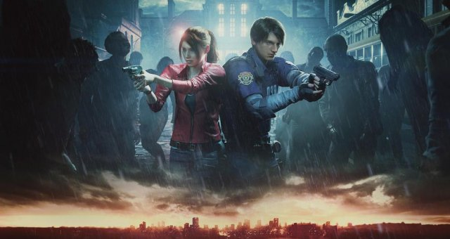 Resident Evil 2 - RPD Padlock Codes (Demo)