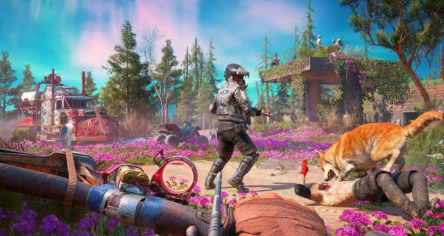 Far Cry New Dawn - System Requirements
