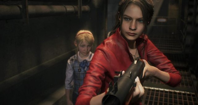Resident Evil 2 - Ada Segment Walkthrough (One Slick Super-spy Achievement / Trophy)