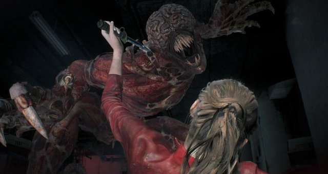 Resident Evil 2 - Laboratory Puzzle Solution