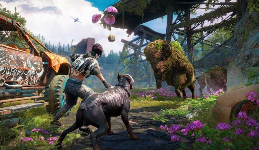Far Cry New Dawn All Monstrous Animal Locations Guide