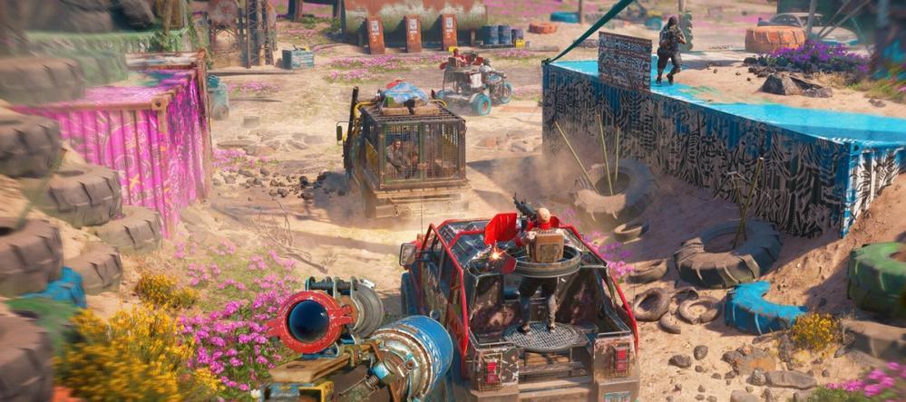 Far Cry New Dawn Easy Ethanol Farming Mid Game