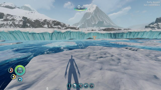 Subnautica: Below Zero - How to Get Back to Starting Base
