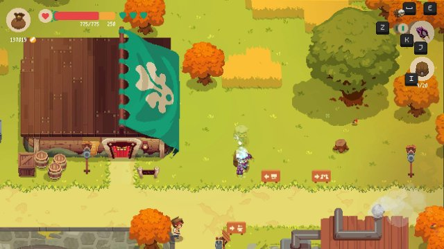 Moonlighter - Weapons and Armor Guide
