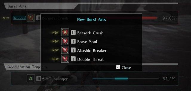God Eater 3 - Easy Burst Art Leveling