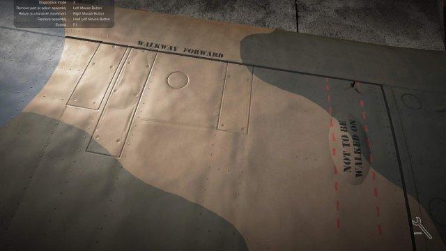 Plane Mechanic Simulator - Harmonizing the Guns