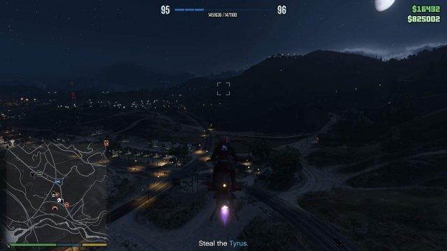 GTA 5 - Terrorbyte Guide