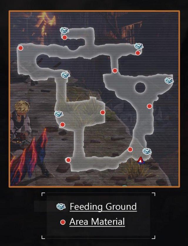 God Eater 3 - Eastern Europe Branch Maps