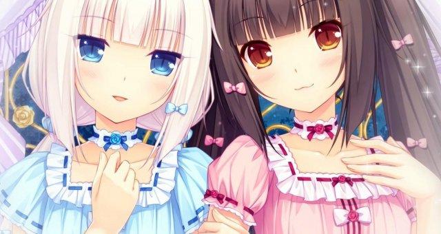 Nekopara Series In Order (Anime, Games)