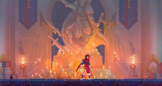 Dead Cells - All Weapon, Skill, Mutation and Rune Blueprint (Alpha 1.2)