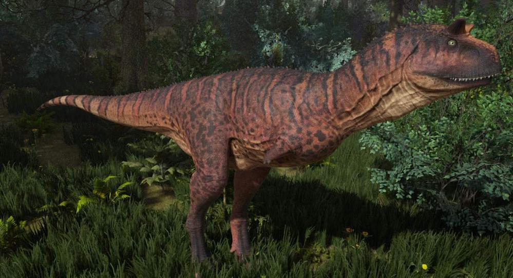 The Isle - Carnotaurus Gameplay Tips