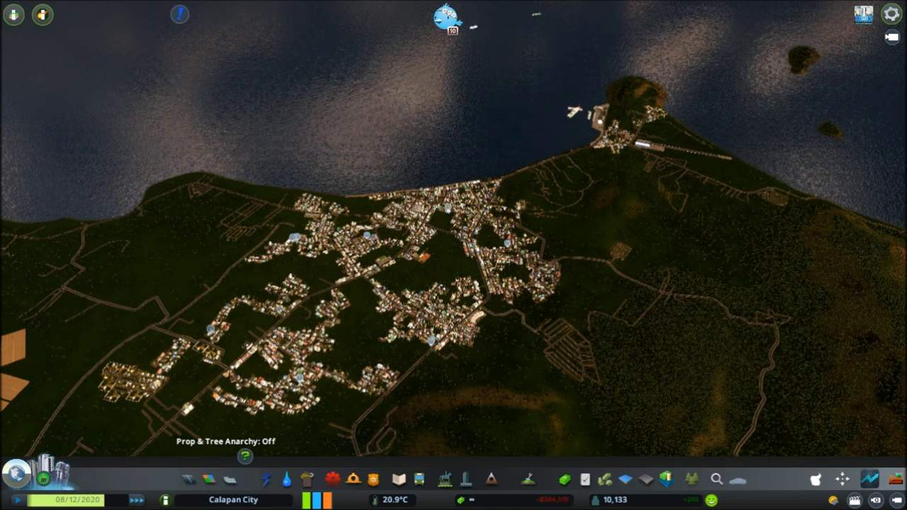 Cities: Skylines - How to Fast-Build a Real-World Location