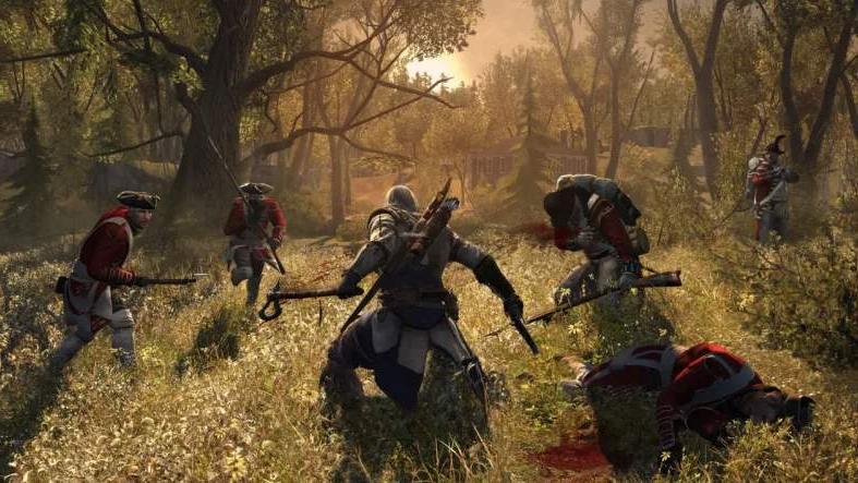 Resultado de imagen para ASSASSIN S CREED 3 REMASTERED GAMEPLAY