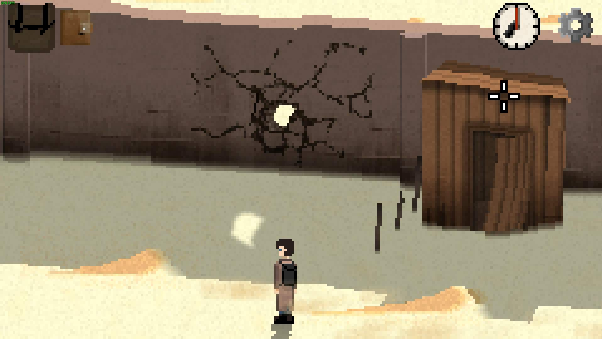 Don't Escape: 4 Days in a Wasteland - Full Walkthrough (True