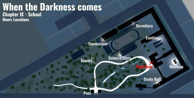When the Darkness Comes - Clocks Positions (Chapter IX)