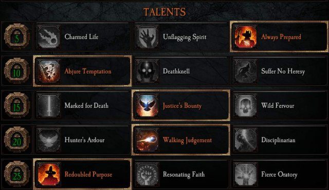 Warhammer: Vermintide 2 - Saltzpyre All Careers (Full Red Build / Patch 1.6)