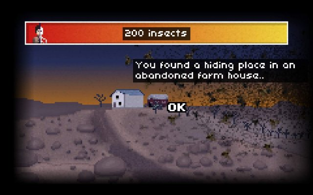 Don't Escape: 4 Days in a Wasteland - Day 1 Perfect Locusts (Walkthrough)