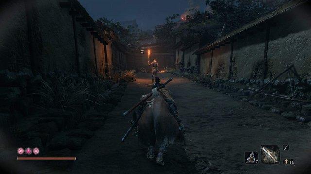 Sekiro: Shadows Die Twice - Early-Game Farm Guide (Hirata Estate / Estate Path)