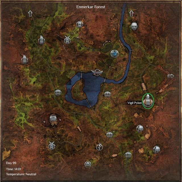 Outward - Legacy Chest Locations