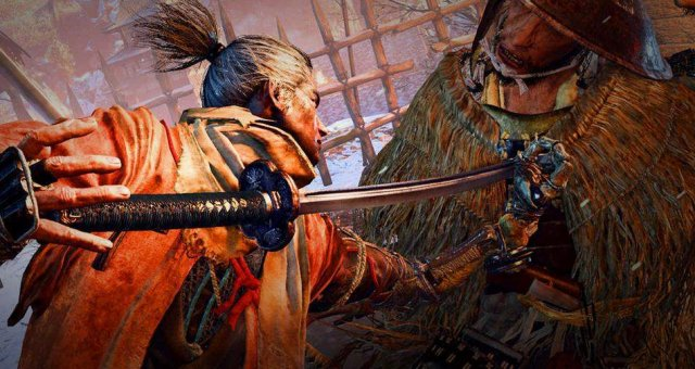 Sekiro: Shadows Die Twice - How to Defeat Great Colored Carp (Boss Guide)