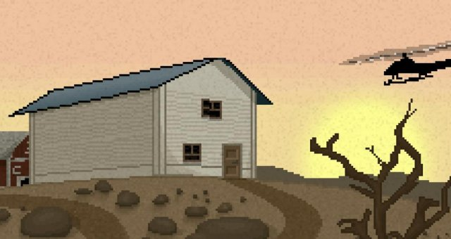 Don't Escape: 4 Days in a Wasteland - Full Walkthrough (True Ending)
