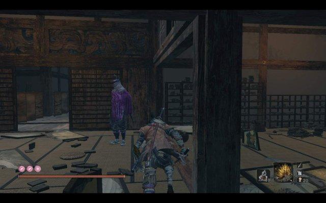 Sekiro: Shadows Die Twice - Height of Technique XP Farm