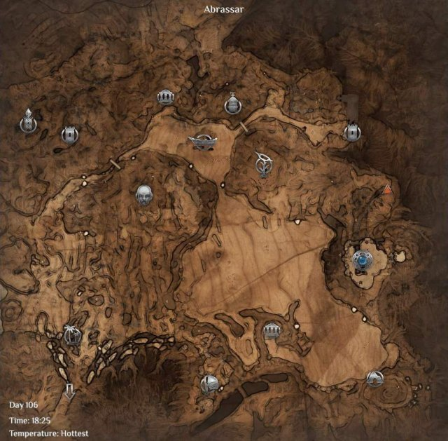 Outward - Abrassar In-Depth Dungeon Guide