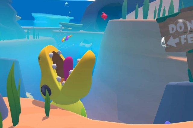 Vacation Simulator - All Sea Animals Locations