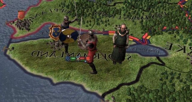 Crusader Kings II - Building Better Badshahs Through Bloodline Breeding