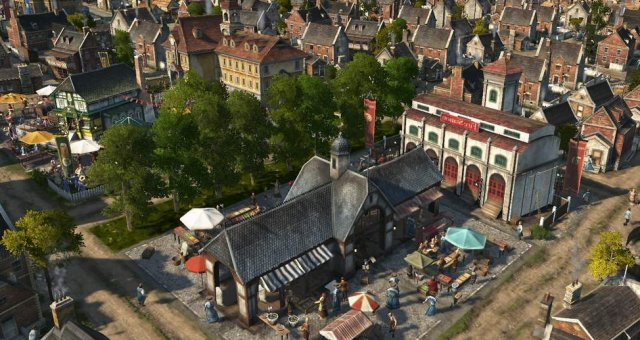Anno 1800 - Unlocking List of Buildings, Decorations and More