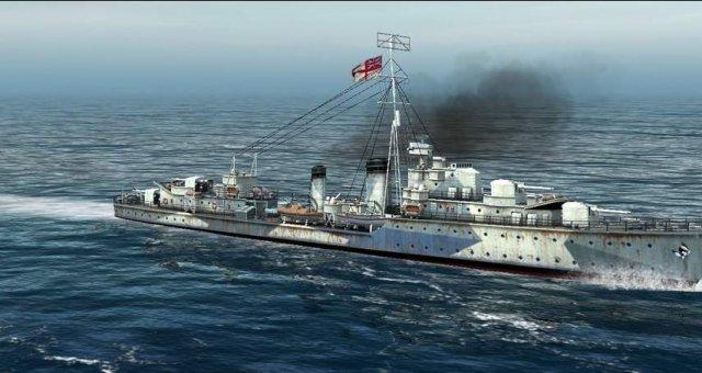 Atlantic Fleet - Actual In-game Torpedo Ranges