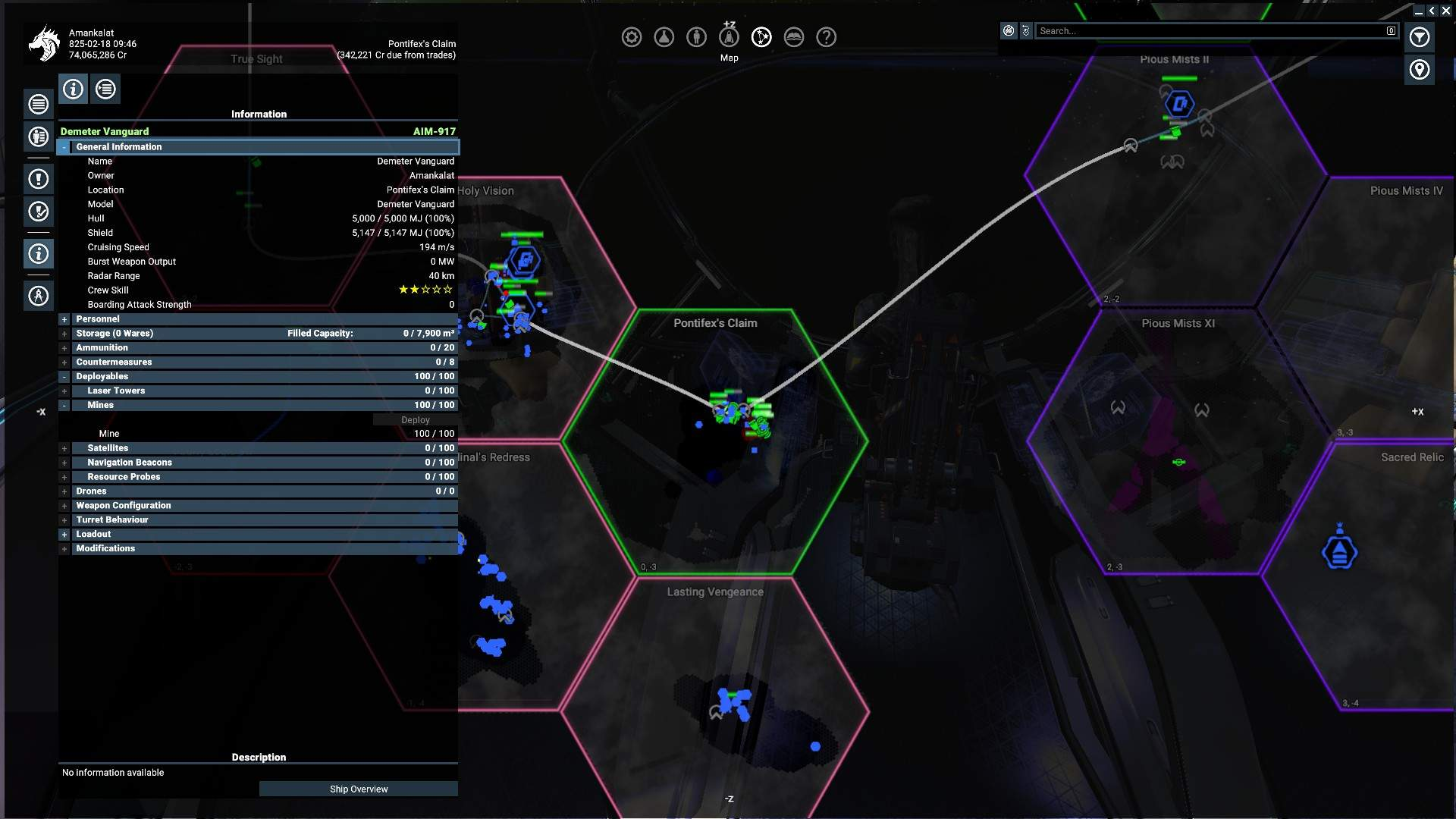 X4: Foundations - How to Clear Administrative Center Quick and Cheap
