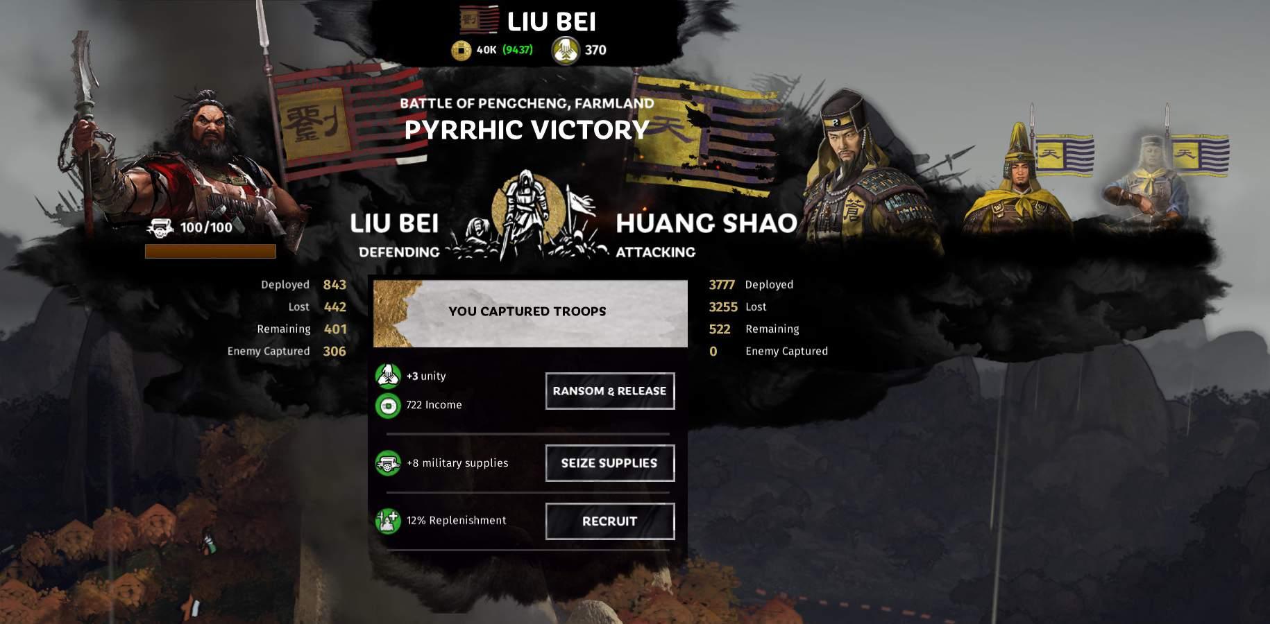 Total War: Three Kingdoms - How to Maximize Generals