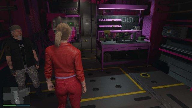 GTA 5 - Facility & Avenger Guide