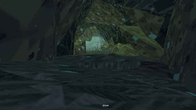 Meadow - Spiral Cavern Tunnels Map & Tour