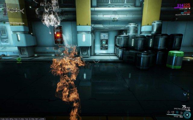 Warframe - Hidden Sentient Labs (Gas City)
