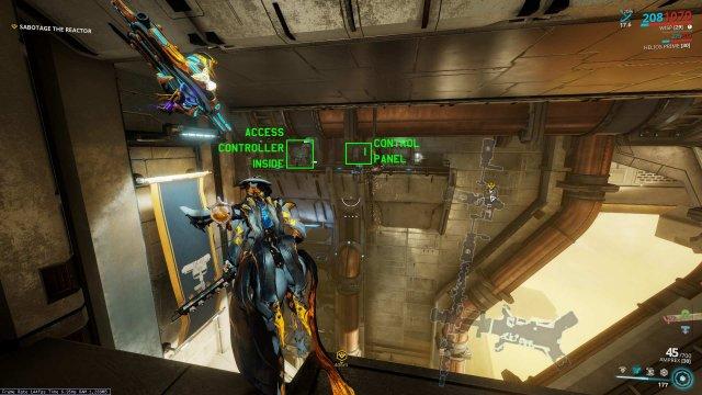 Warframe - All Secret Lab Locations (Gas City)