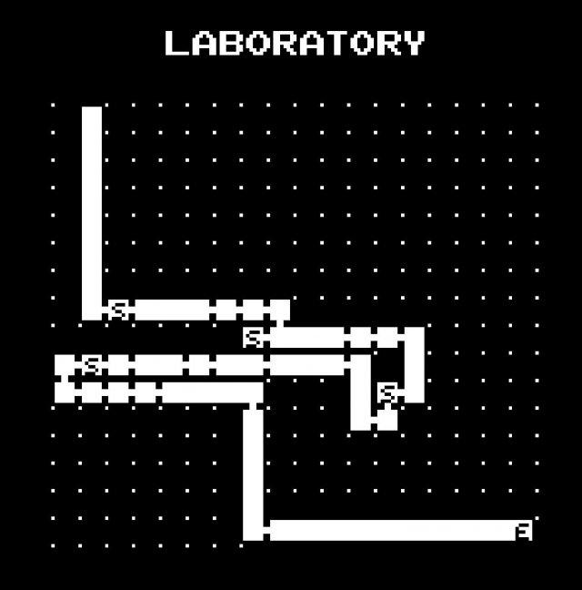 Gato Roboto - Area Maps and Upgrade Locations