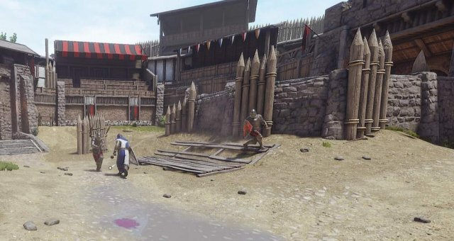 MORDHAU - Loadouts and Playstyles