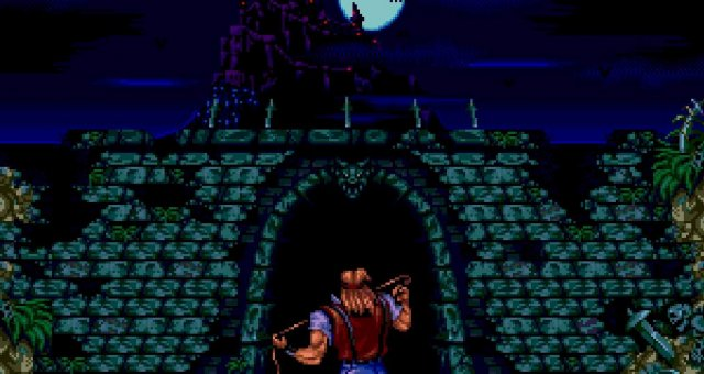 Castlevania Anniversary Collection - Gameplay Differences between John Morris and Eric Lecarde